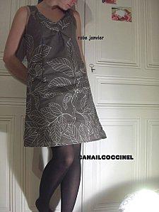 robe janvier
