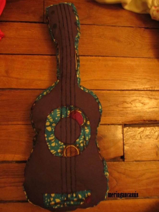 guitare de choups